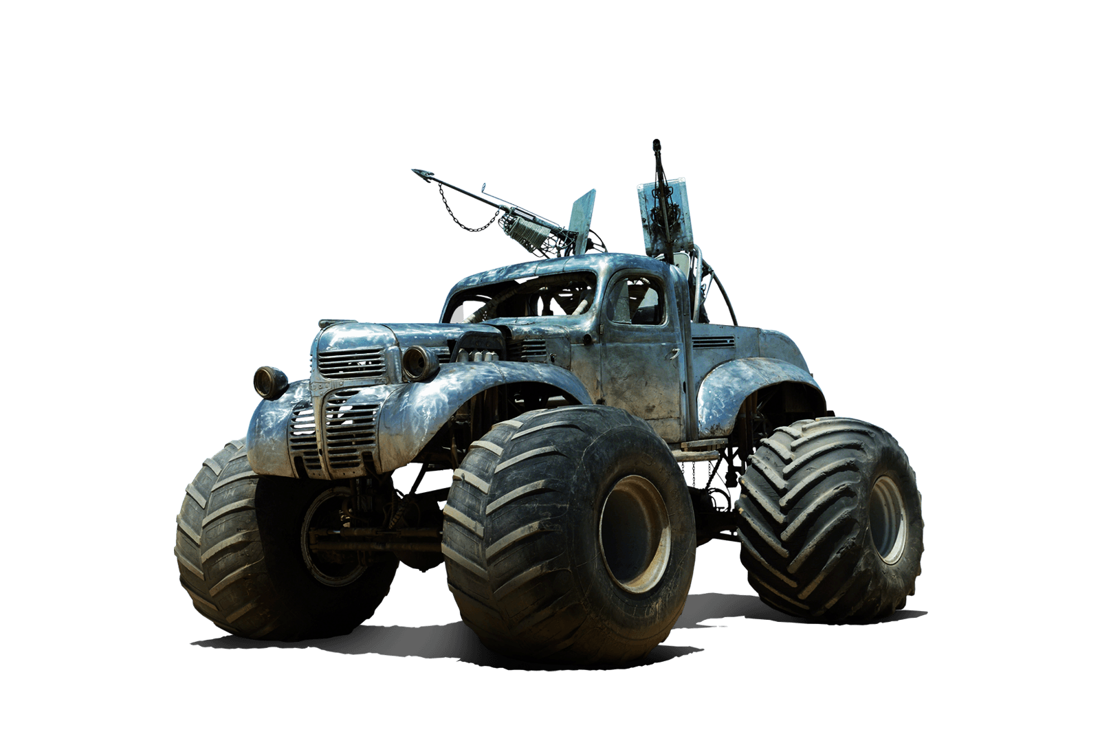 Mad Max Fury Road Vehicle Showcase Site